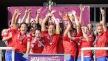 Francia logra el Europeo Femenino sub-19