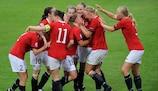 La Norvège sera à domicile pour tenter de remporter l'EURO féminin M19