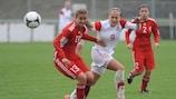 Deux buts de Marta Cichosz (9) ont permis à la Pologne de battre la Hongrie