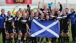 Glasgow s'était qualifié pour les 8es de finale en 2011/12
