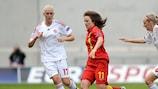 As jogadoras presentes na fase final do EURO Feminino de Sub-19 foram informadas do perigo da viciação de resultados