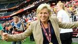 Silvia Neid has enjoyed sustained success as Germany coach