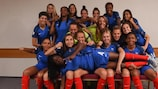 France's squad ahead of the finals