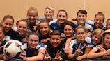 A Eslováquia é anfitriã do EURO Feminino Sub-19