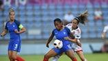 Spielplan der U19-EURO der Frauen
