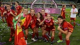EURO U19F, le calendrier