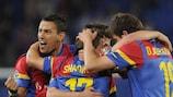 Basel nimmt zum dritten Mal an der Gruppenphase teil