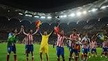Video-Rückblick auf das Finale der UEFA Europa League