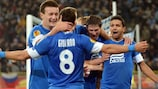 Dnipro have scored freely during the group stage