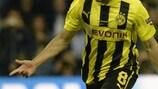 İlkay Gündoğan, jugador del Dortmund, es uno de los 26 candidatos