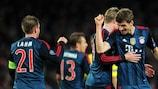 Bayern repeat feat at ten-man Arsenal