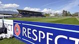 The Republic of Ireland head the interim UEFA Respect Fair Play rankings