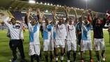 Dnipro spielt im Finale gegen Sevilla