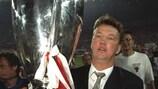 Ajax mit guten Erinnerung zum Spiel gegen Rapid Wien