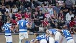 El Osijek logró un triunfo histórico en campo del PSV