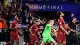 Liverpool feiert seinen Triumph