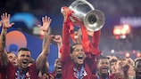Virgil van Dijk: jugador de la final de la Champions