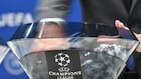 Жеребьевка второго отборочного раунда Лиги чемпионов