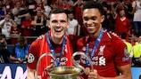UEFA Champions League : l'équipe de la saison