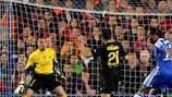 Gli highlights di Bayern - Real