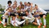 Germany win #WU17EURO: at a glance