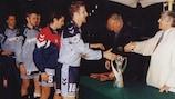 """""""Венето"""" выиграл турнир в 1999 году"""