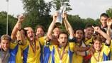 2003: Borgna dá vitória a Piemonte