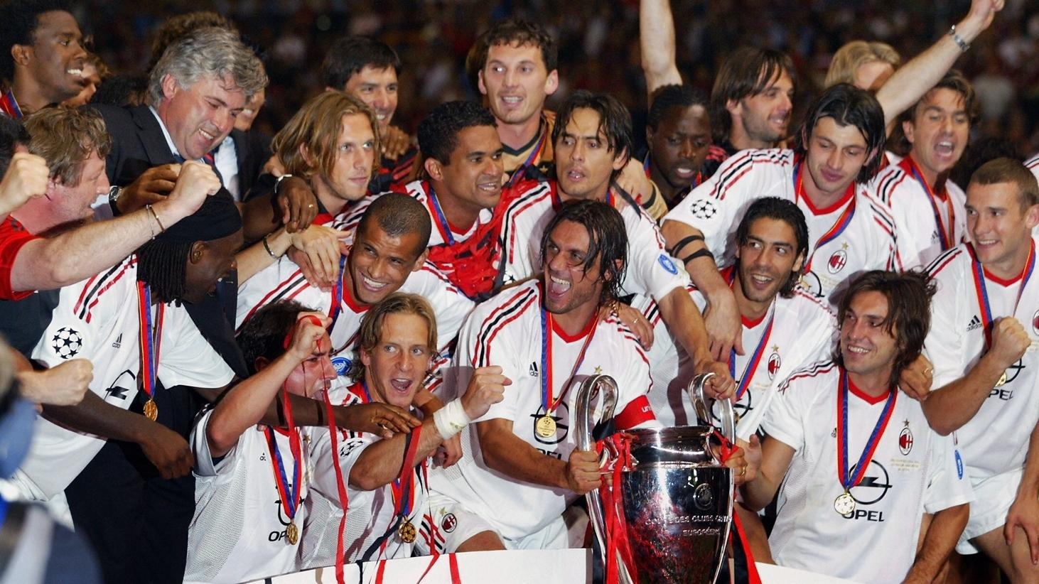 Inzaghi reflects on Milan's 2003 triumph   UEFA Champions League   UEFA.com