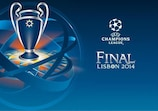 The stars will steer the best teams to the 2014 UEFA Champions League final