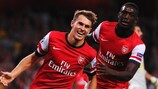 Confidence key for Arsenal's in-form Ramsey