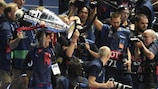 Lista de participantes Champions League 2015/16
