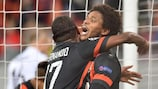 Luiz Adriano has been in sensational form for Shakhtar in the UEFA Champions League