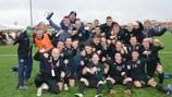A Região Este da Irlanda será a anfitriã da fase final da edição 2014/15 da Taça das Regiões da UEFA