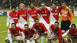 Monaco reached the final from Pot 4 in 2004 and last season's quarters after a similar seeding