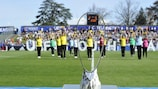 UEFA Youth League entrants confirmed