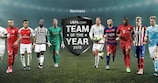 Vote for your Team of the Year 2015