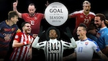 Goal and Save of the Season revealed on Thursday