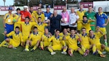 Ingulee, Kirovograd Region celebrate qualifying