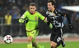 Федор Чалов забил пять голов в текущем розыгрыше Юношеской лиги УЕФА