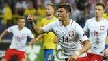 El joven de la semana de UEFA.com: Dawid Kownacki