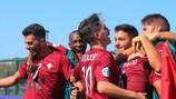 O Lisboa despediu-se da Taça das Regiões da UEFA com novo empate