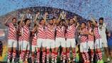 Zagabria in trionfo nella Coppa delle Regioni