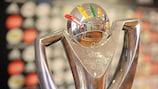 Le trophée de la Coupe des Régions
