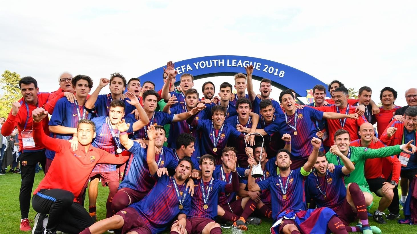 UEFA Youth League final highlights | UEFA Youth League | UEFA.com