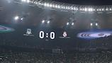 Stadium Krasnodar full to capacity for Real Madrid's visit