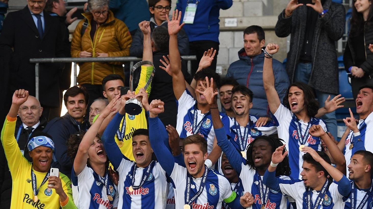 Highlights vom Finale der Youth League 2019: Porto - Chelsea 3:1 | UEFA Youth  League