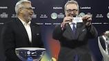 Auslosung der Regionen-Pokal-Endrunde am 13. März in München