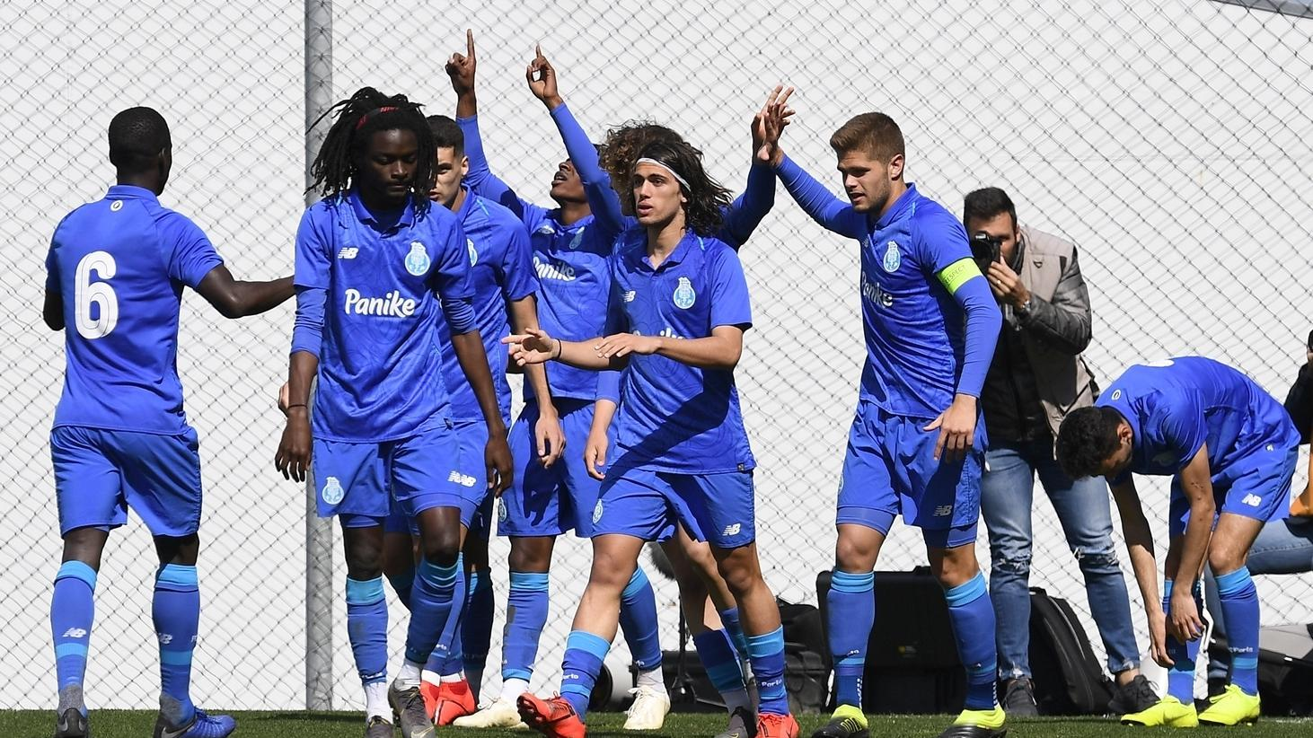 Youth League round of 16 report - UEFA Youth League - News - UEFA com
