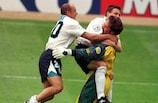 England v Spain: EURO '96 shoot-out