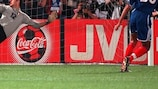 David Trezeguet marcó el gol de oro de la final